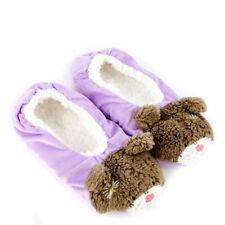 Ladies Spot On Teddy Bear Novelty Slippers UK Size 3-8 X2092