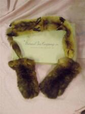 Fur Original Vintage Scarves & Shawls