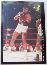 Lot of 3 - 1992 Classic MUHAMMAD ALI Amateur Olympics WCA Cards Rookie Mint RC