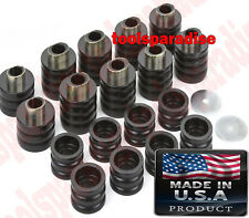 FORD F250 SUPER DUTY 4WD 1999 - 2017 Black Rubber Cab Body Mount Bushing Kit