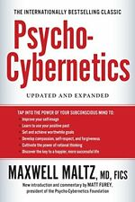 Psycho-Cybernetics, Updated and Expanded-Maxwell Maltz