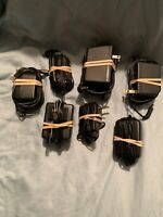 Lot Of AC Adapters/Chargers A1