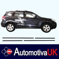 Subaru Forester Mk4 Rubbing Strips | Door Protectors | Side Protection