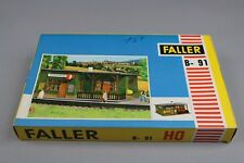 Z289 Faller B-91 maquette train Ho gare station wayside stop Hintertupfingen 91