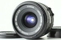 [Near Mint] Canon New FD 28mm f/2.8 NFD MF Wide Angle Lens from Japan