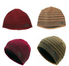 The North Face Bones Unisex Recycled Beanie Cardinal or Cedar Ear Band Lined Hat