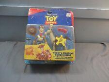 Disney Pixar Toy Story 2 Evil Woody & Bullseye Rough Riders MOC