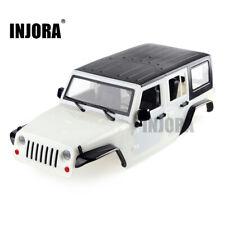313MM Car Body Shell Kit for 1/10 RC Jeep Wrangler SCX10 & SCX10 90046 90047