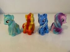 My Little Pony G4 Brushables lot 4 unicorns