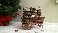 Berkeley design Flower Cart music box