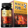 100% Natural Maca root Capsules 1390mg Blet Cady 60 Capsules Exotic Herb For Men