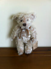Russ Limited Edition Teddy Bear Called Brentton Junior Jointed Soft Plush Toy