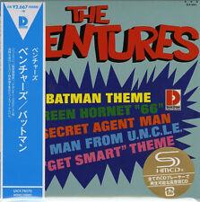 VENTURES-PLAY THE BATMAN THEME-JAPAN MINI LP SHM-CD Ltd/Ed G00