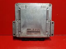 RENAULT VEL SATIS VELSATIS 2.2 DCI CALCULATEUR MOTEUR ECU 8200309318 0281011725