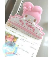 NEW! SANRIO MY MELODY KAWAII Cute Magnet Clip Hold Paste Metal Surface