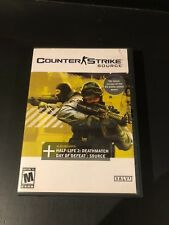 Counter-Strike: Source - Rated M - 4 Disc -