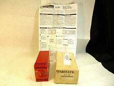 OMRON SCIENTIFIC TECHNOLOGIES 44510-0490 SR12A110 SAFETY RELAY 110VAC