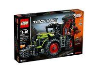 LEGO® TECHNIC 42054 CLAAS XERION 5000 TRAC VC - NEU / OVP ----
