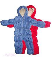 KIDS ALL IN ONE SNOWSUIT WATERPROOF FLEECE PADDED WINTER BOYS GIRLS  RRP £39