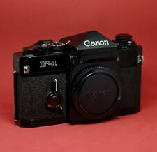 Canon F-1 Old - Body + 2 Focusing Screen - Working