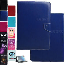 "For LG G Pad 7.0"" 8.0"" 10"" inch Tab Universal Print Leather Stand Case Cover USA"