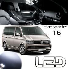 VW MULTIVAN TRANSPORTER T6 Pack 11 Ampoules LED Blanc Plafonnier intérieur