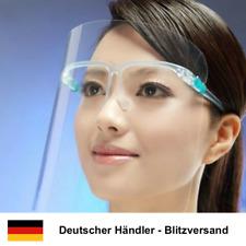 HMS Gesichtsschild Face Shield Protective Schutzvisier Visier Gesichtsschutz Gesichtsabdeckung transparent Spuckschutz