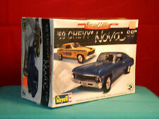 Revell 1969 '69 Chevy Nova SS Special Edition Series - Factory Sealed Kit
