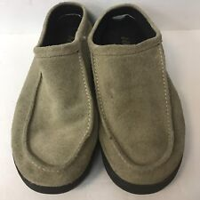 Reef Shoes Slip Ons Men Size 11 Suede Leather