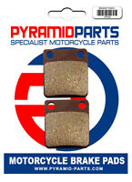Front Brake Pads for Yamaha SX 125 R 1988