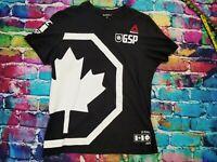 Reebok UFC GSP Georges St. Pierre Jersey, Canadian UFC Champion