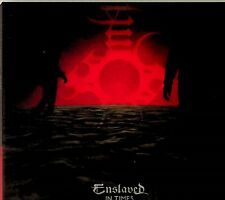 ENSLAVED -In Times -Digipack CD -2015 (Nuclear Blast) Black Metal/Prog