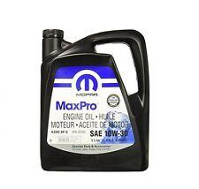 1 x 10W-30 MOPAR ENGINE OIL 5L - JEEP - CHRYSLER - DODGE