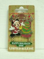 Pin 80572: WDW Happy Holidays 2010 Disney's Wilderness Lodge - Mickey Mouse