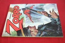 fumetto ZORRO CERRETTI 1977 numero 6