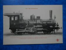 ETAT PRUSSIEN : Locomotive Compound Construite pour le Chemin de Fer Militaire.