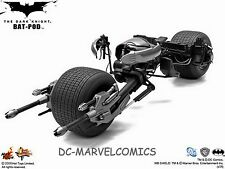 The DARK KNIGHT HOT-TOYS BAT-POD BATMAN 1:6 Scale  REPLICA NEW!! BATMOBILE