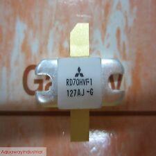 1x NEW MITSUBISHI RD70HVF1 RD70HVF1C RD70 HVF1 POWER TRANSISTOR