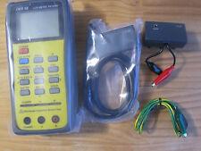 DE-5000 High Accuracy Handheld LCR Meter TL-21 TL-22 TL-23 4 items