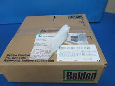 Belden Model No. 9L28050 008 Grey H100 Ft 30 MTR 28 AWG Style 2651