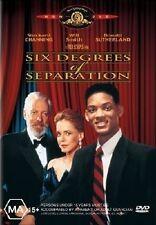 6 Degrees Of Separation (DVD, 2004)