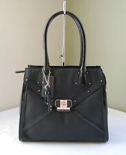 Guess Black Studded Chleo Large NS Tote