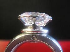 Zylinder - Zirkonia in Brillenfassung - #01 - kompatibel mit Charlotte 21, Touch