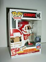 Funko Pop Football - Chiefs  - Patrick Mahomes II - (#148,NEW)