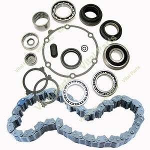 NP 246 Transfer Case Rebuild Bearing and Chain Kit 98 - On Chevy GMC Tahoe