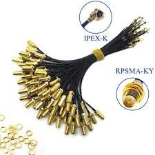 PureTek® IPEX to male SMA Antenna Pigtail Cable 15cm LoRa LoRaWAN