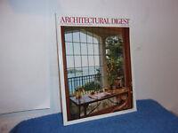 """ARCHITECTURAL DIGEST MAGAZINE"""" INTERNATIONAL MAGAZINEOF DESIGN""""  DECEMBER, 2006"""