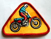 Motocross Aufnäher Quad Geländemaschine Seitenwagen Freestyle Supercross Patch