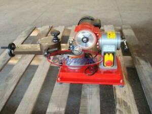125mm Heavy duty Circular Saw Blade Grinder rotary Angle Mill Sharpener