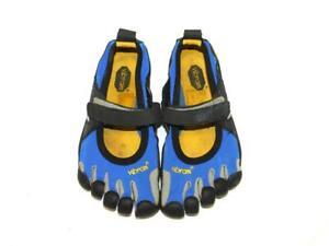 Vibram Five Fingers Toddler Boy Size 20 Barefoot Running Shoes Slip On Strap